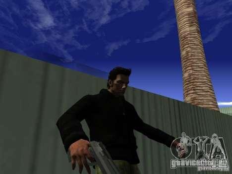 Claude HD Remake (Beta) для GTA San Andreas шестой скриншот