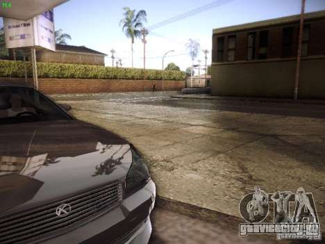 Todas Ruas v3.0 (Los Santos) для GTA San Andreas седьмой скриншот