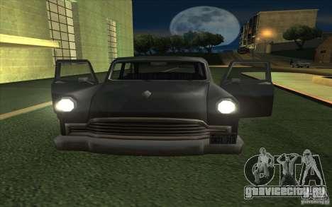 Civilian Cabbie для GTA San Andreas