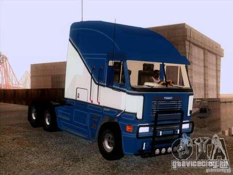 Freightliner Argosy Skin 1 для GTA San Andreas