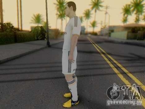Гарет Бейл для GTA San Andreas третий скриншот