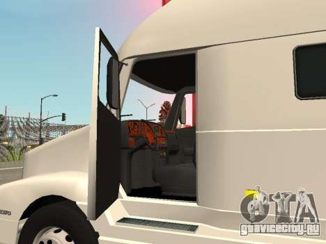 Volvo VNL для GTA San Andreas вид снизу