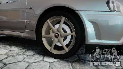 Nissan Skyline GT-R R34 2002 v1 для GTA 4 вид сверху
