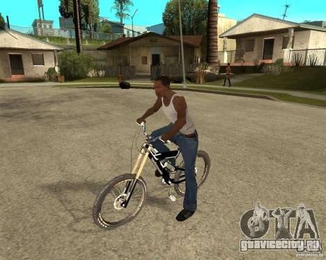 Diamondback strike Beta для GTA San Andreas