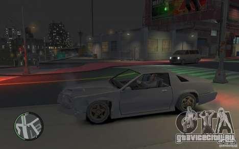 Buffalo IV для GTA 4