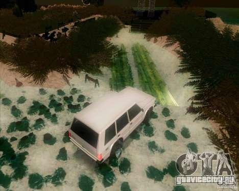 Off-Road Track для GTA San Andreas