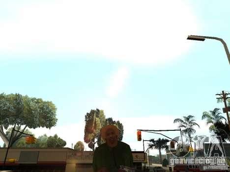 Act Dead для GTA San Andreas третий скриншот