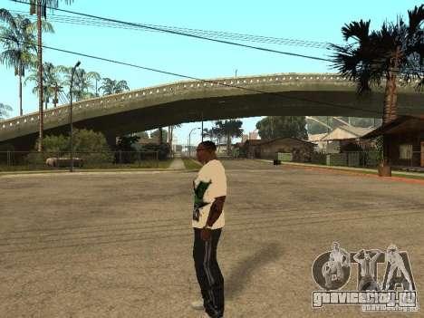 Майка Свобода для GTA San Andreas четвёртый скриншот