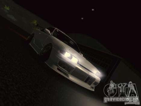 Nissan Skyline GTS R32 JDM для GTA San Andreas колёса