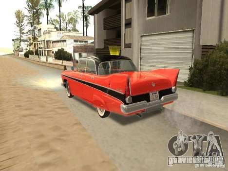 Plymouth Belvedere Sport sedan для GTA San Andreas вид слева