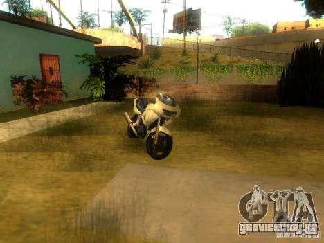 New Car in Grove Street для GTA San Andreas седьмой скриншот