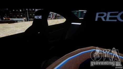 BMW M3 GT-S V.1.0 для GTA 4 вид сверху