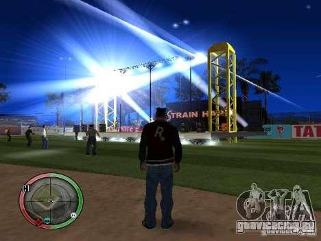 Концерт АК-47 v2 для GTA San Andreas