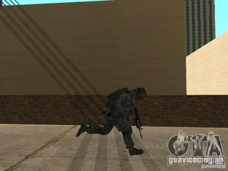 Animations v1.0 для GTA San Andreas второй скриншот