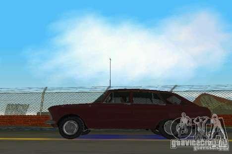 ИЖ-2125 Комби для GTA Vice City вид сзади слева
