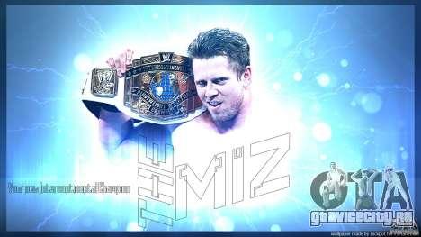 Загрузочные экраны WWE 2012 для GTA San Andreas восьмой скриншот