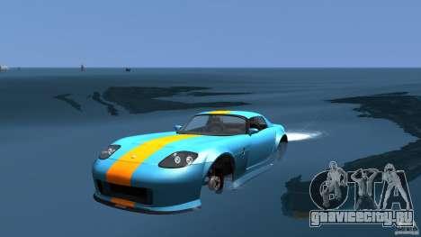 Banshee Boat для GTA 4