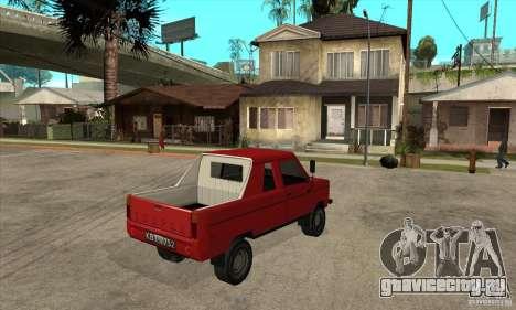 FSR Tarpan 237D (v.1) для GTA San Andreas вид справа