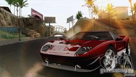 Bullet GT from TBOGT для GTA San Andreas