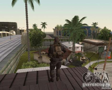 Alex Mason для GTA San Andreas второй скриншот
