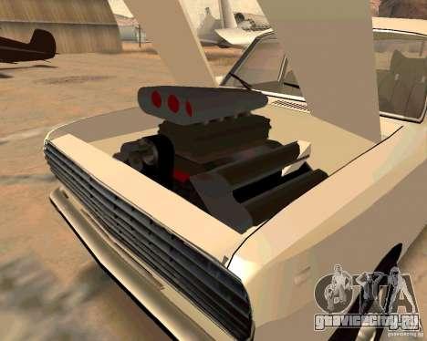 ГАЗ 2410 Волга Hot Road для GTA San Andreas салон