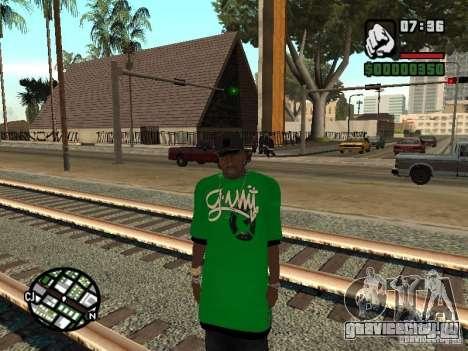 3 скина на замену Сj для GTA San Andreas третий скриншот