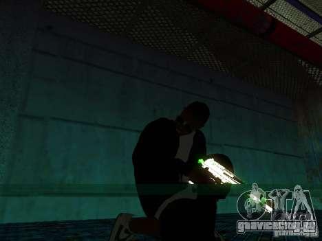 Новый толстый баллас для GTA San Andreas третий скриншот