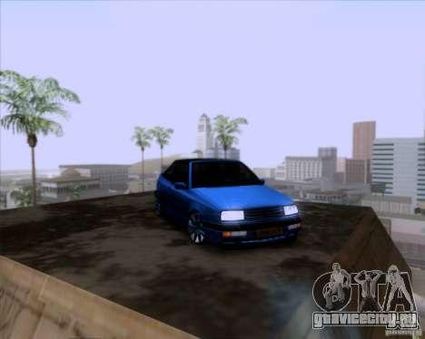 Volkswagen Golf III для GTA San Andreas вид сбоку