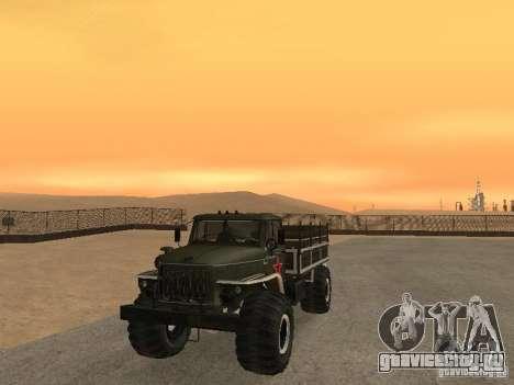 Урал 43206 Парадный для GTA San Andreas