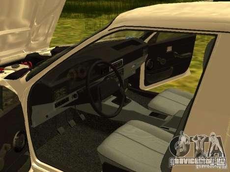 ИЖ 2717 для GTA San Andreas вид сзади
