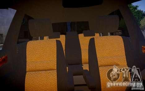 Honda CR-V Light Tuning для GTA 4 вид изнутри