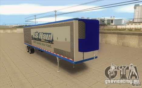Прицеп для Truck Optimus Prime для GTA San Andreas