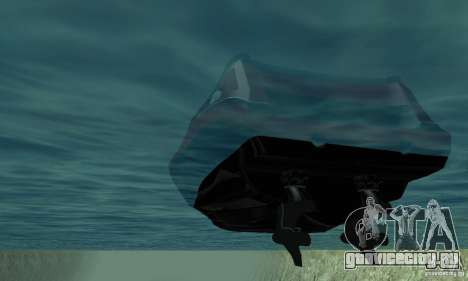 GTAIV TBOGT Floater для GTA San Andreas вид изнутри