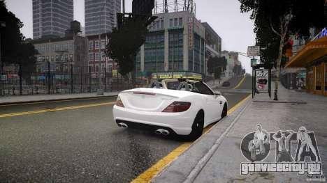 iCEnhancer 2.1 Custom для GTA 4 девятый скриншот