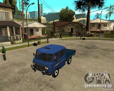 УАЗ 39094 для GTA San Andreas
