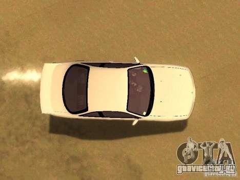 Nissan 200SX JDM для GTA San Andreas вид сзади