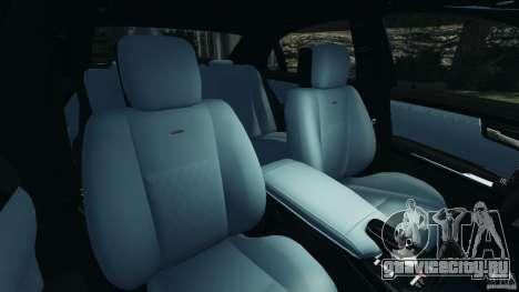 Mercedes-Benz S65 AMG 2012 v1.0 для GTA 4 вид сбоку