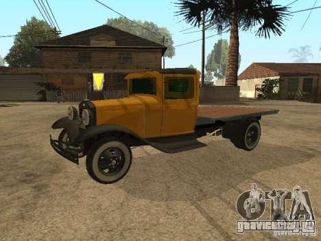 FORD AA для GTA San Andreas