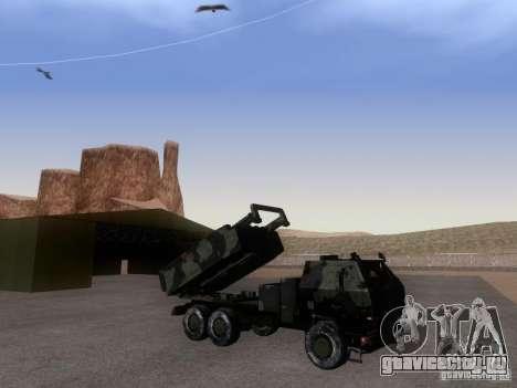 M142 HIMARS Artillery для GTA San Andreas