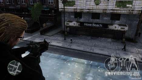 RE5 Wesker для GTA 4 пятый скриншот