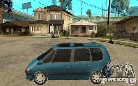 Renault Espace III 1999 для GTA San Andreas вид слева
