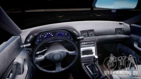 Nissan Skyline R32 GTS-t 1989 [Final] для GTA 4 вид сзади