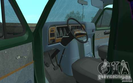 Ford E-150 Short Version v3 для GTA San Andreas вид сзади