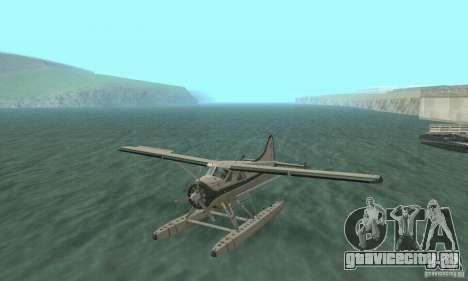 DeHavilland Beaver DHC2 для GTA San Andreas
