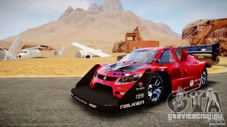 Suzuki Monster SX4 для GTA 4