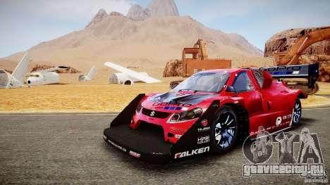 Suzuki Monster SX4 для GTA 4