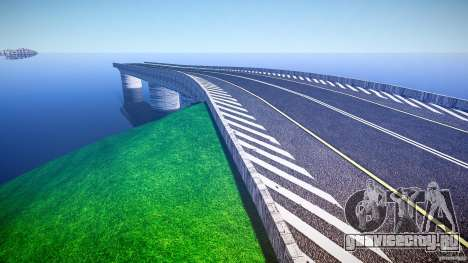 Drift Paradise V2 для GTA 4 шестой скриншот