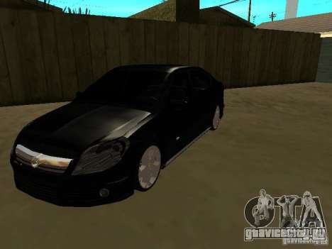 Chevrolet Vectra Elite 2.0 для GTA San Andreas