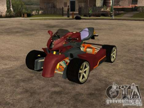 Quad MVAgusta для GTA San Andreas