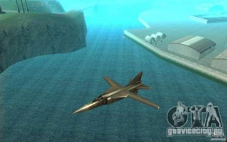 МиГ-23 Flogger для GTA San Andreas